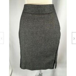 Club Monaco Tweed Pencil Skirt 13-88-Z